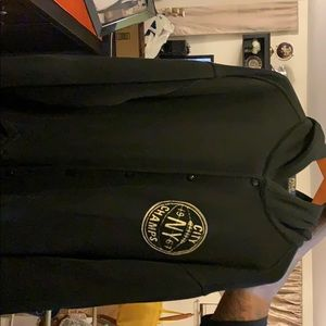 Men's big and tall Polo Jacket